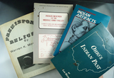 Group of 4 books including :
