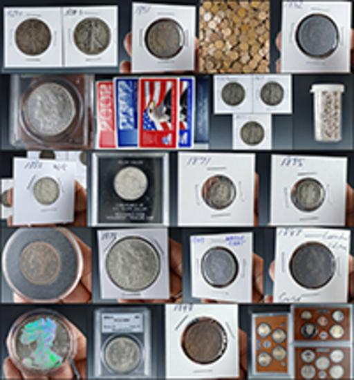 Numismatic / Coin Auction - Premiere Auctions