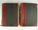 Rare set! Two-volume set titled