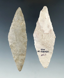 Pair of Harahey Knives found in Missouri being 3 3/4