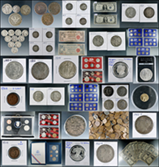 Coin / Numismatic Auction - Premiere Auctions