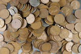 500 Assorted Lincoln Wheat Cents