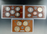 2015 Proof Set in Original Box with COA