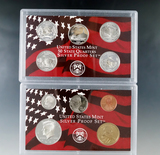 2006 Silver Proof Set in Original Box with COA