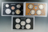 2013 Silver Proof Set in Original Box with COA