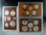 2013 Proof Set in Original Box with COA