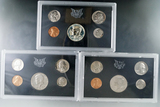 1969, 1971 and 1972 Proof Sets in Original Boxes