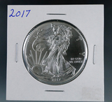 2017 Uncirculated American Silver Eagle