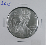 2016 Uncirculated American Silver Eagle