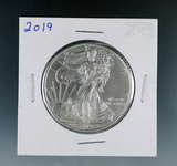 2019 Uncirculated American Silver Eagle