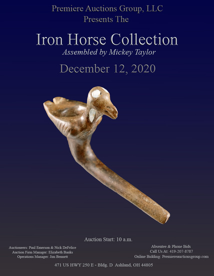 Indian Artifacts Auction - New York Collection