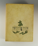 First edition Birdstones of the North American Indian in very nice condition by Earl C. Townsend