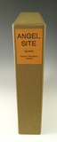 Two-volume hardcover set with original storage case: Angel Site by Glenn A. Black.