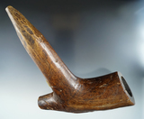 Unique hand-carved 7