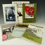 Set of six artifact books/publications written by Dr. Richard M. Gramley.