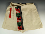 Hopi Skirt made by L. Sandoval which won a 2nd place award at the 1972 Indian Arts Exhibition.