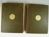 Pair of hardcover books, Stone Age in North America volumes 1 & 2 by Warren K Moorehead.