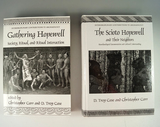 Pair of Books: The Scioto Hopewell & Gathering Hopewell by Christopher Carr and D. Troy Case.