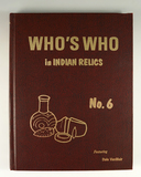 Hardback Book: Who's Who #6, first edition.