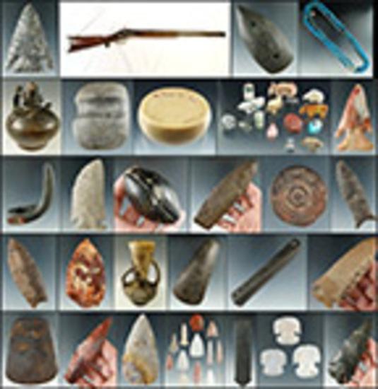 Bennett's Premiere Indian Artifact Auction