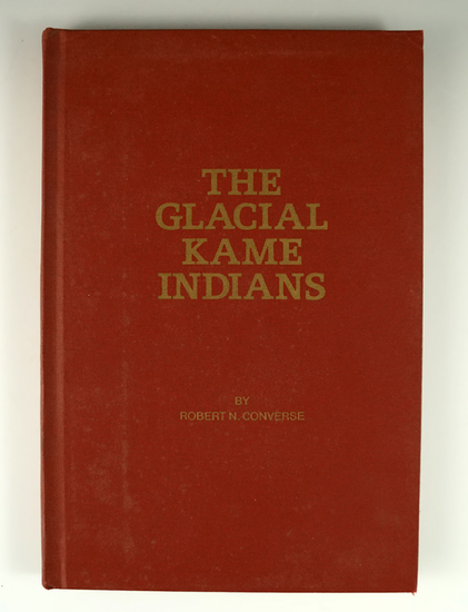 """""""The Glacial Kame Indians"""" by Robert Converse."""