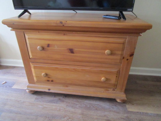 Rm 116 - Broyhill Two Drawer Chest