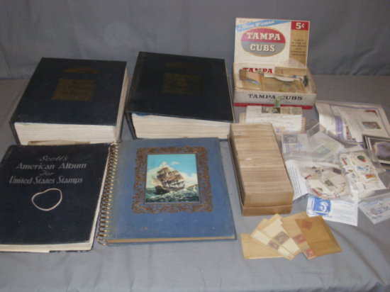 WOW!! Vintage Stamp Collection- Stamp Collectors Dream