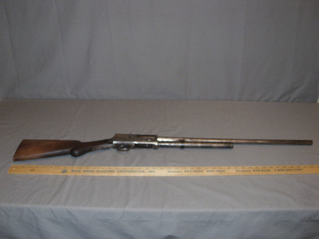 Vintage Browning 12ga. Shotgun - Good parts gun