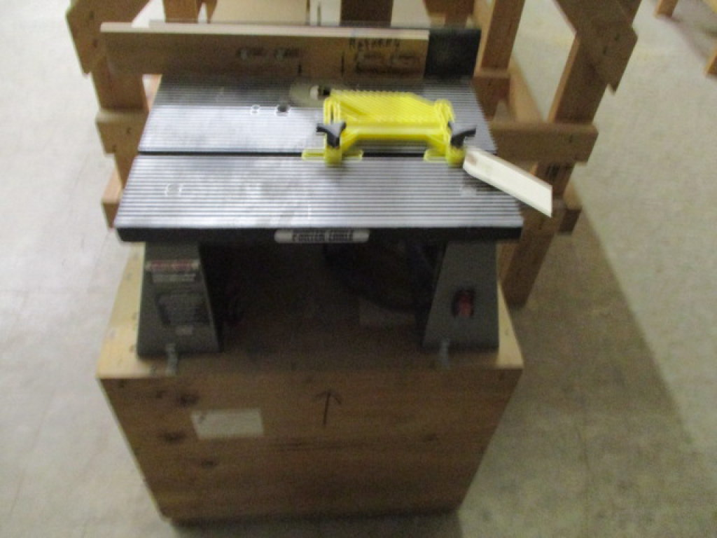 Porter Cable Shaper Table- Model 696