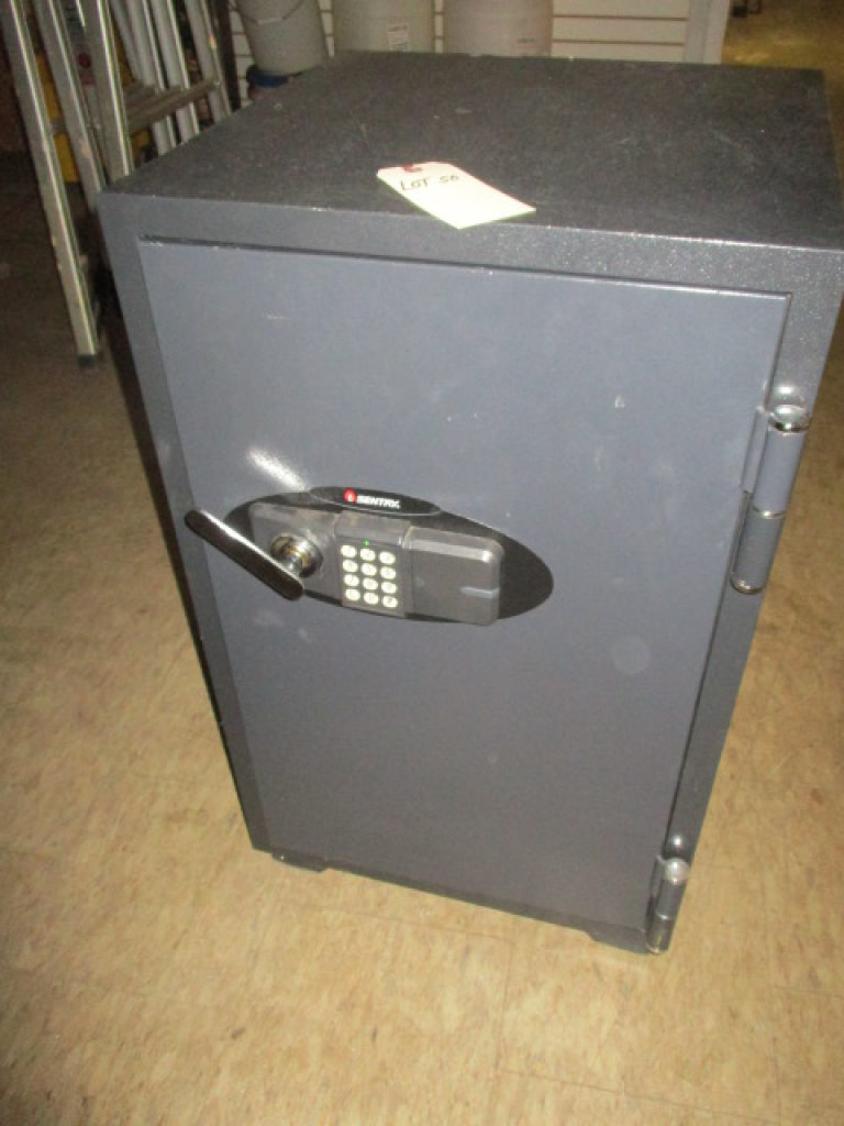 Sentry Safe w/ Key Pad