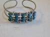 Vintage Roma Cuff Bracelet