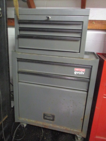 Craftsman Rolling 3 over 2 Tool Box