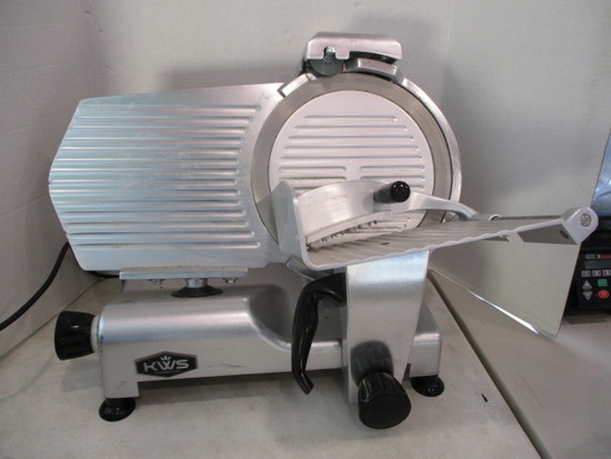 Kitchenware Station Semi-Automatic Meat/Cheese Slicer