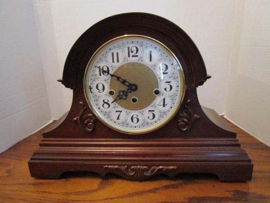 Franz Hermie 2 Jewel Mantle Clock