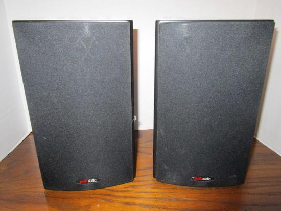 Pair of Polk Audio T15 Black Speakers