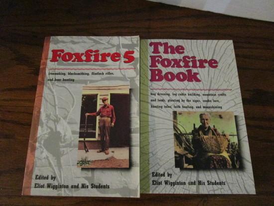 """The Foxfire Book"" and ""The Foxfire 5"""