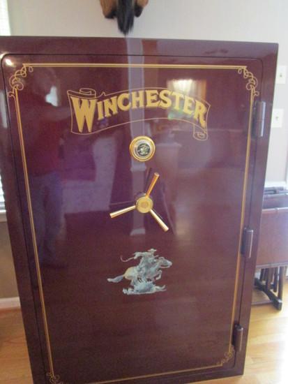 24 Gun Dial Combination Winchester Residential Security Container Gun Safe #BP6624