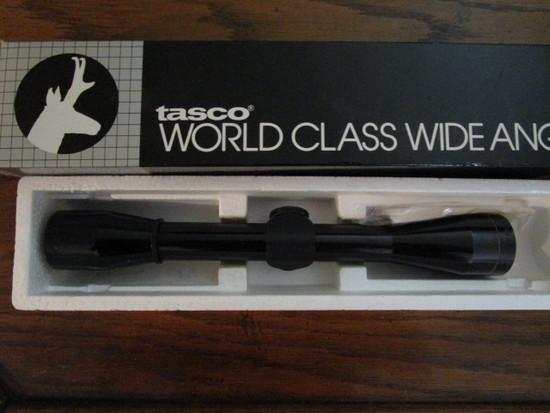 Tasco 3-9x40mm WA 39x40 Scope in Original Box