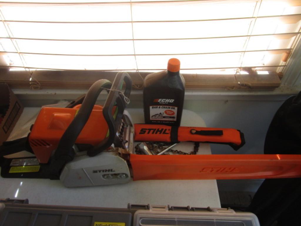 "Stihl MS170 16"" ChainSaw"
