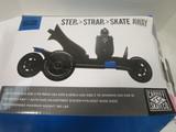 Cardiff Skate Co. Step-on>Strap-in>Skate-away Inline Skates