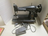 Antique Singer #201 Sewing Machine