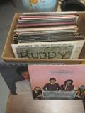 LP Record Albums-Andy Williams, Lionel Richie, Barbara Streisand, etc.