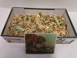 Vintage Wood Jigsaw Puzzle