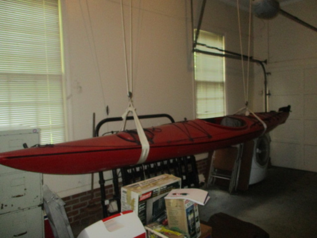 Necky 15' Kayak with Pair of Seaquel Paddles