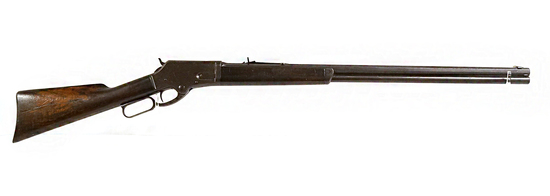 RARE Caliber Marlin Model 1881 .40-60 cal Second Lever Action Rifle