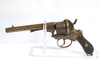 Beautifully Engraved & Crafted Full Size M1858 Antique Lefaucheux Pinfire Revolver