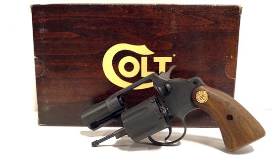 LNIB Colt Agent D8220 .38 SPL Revolver