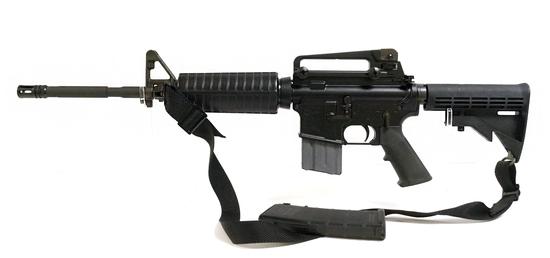 NIB Colt Law Enforcement M4 Style Carbine 5.56mm Semi-Automatic Rifle
