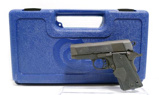 LNIB Colt New Agent Series .45 ACP Pistol w/ Crimson Trace Laser Grip