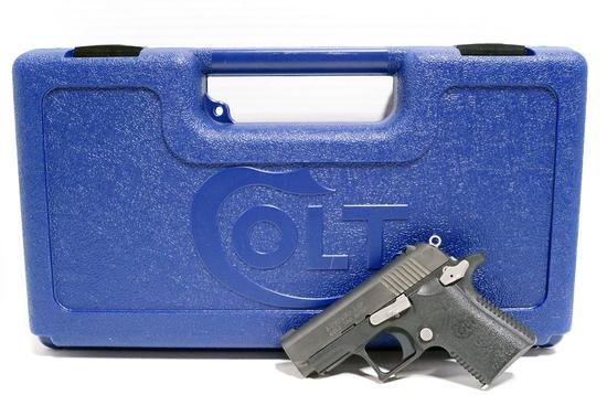 LNIB Colt Mustang XSP Pocketlite Polymer .380 Auto Pistol